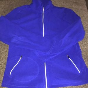 Lucy Fleece Full Zip Size Large